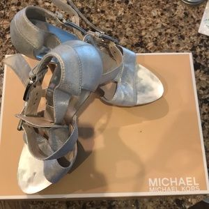 Lightly used Michael kors heels